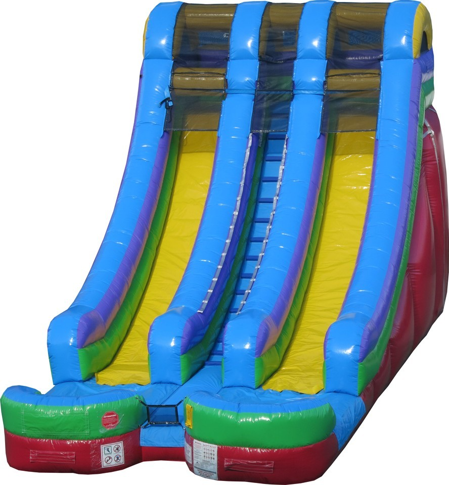 Extreme Inflatable Water Slide For Sale: Tampa Bounce House Rentals, Inflatable Slides, Party